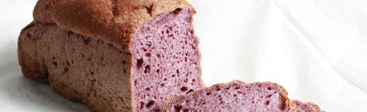 Purple Yam Loaf