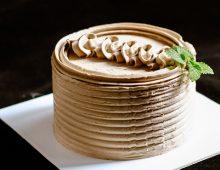 Carob Layer Cake