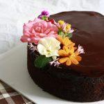 Spring Chocolate Cake