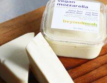 Non-dairy Mozzarella